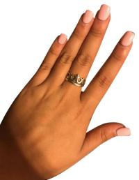 James Avery Silver Crown Ring - Tradesy