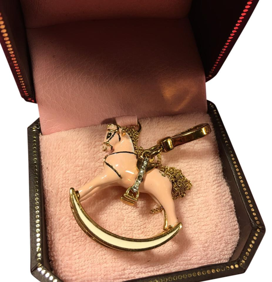 Juicy Couture Gold Adorably And Extremely Rare Pink