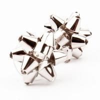 Kate Spade Silver New New York Bourgeois Bow In Rhodium ...