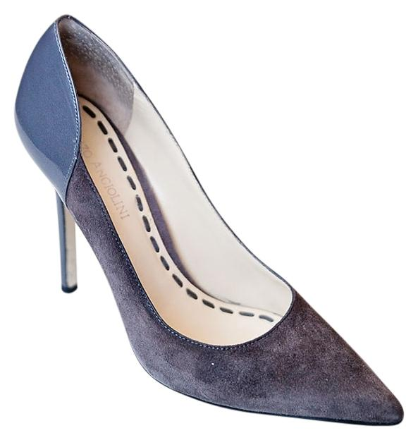 Enzo Angiolini Gray Pumps Size 5.5 62