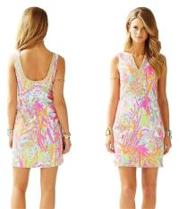 Lilly Pulitzer Cocktail Evening Dresses - Prom Dresses 2018