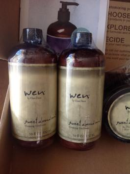 wen by chaz dean hair care system tradesy