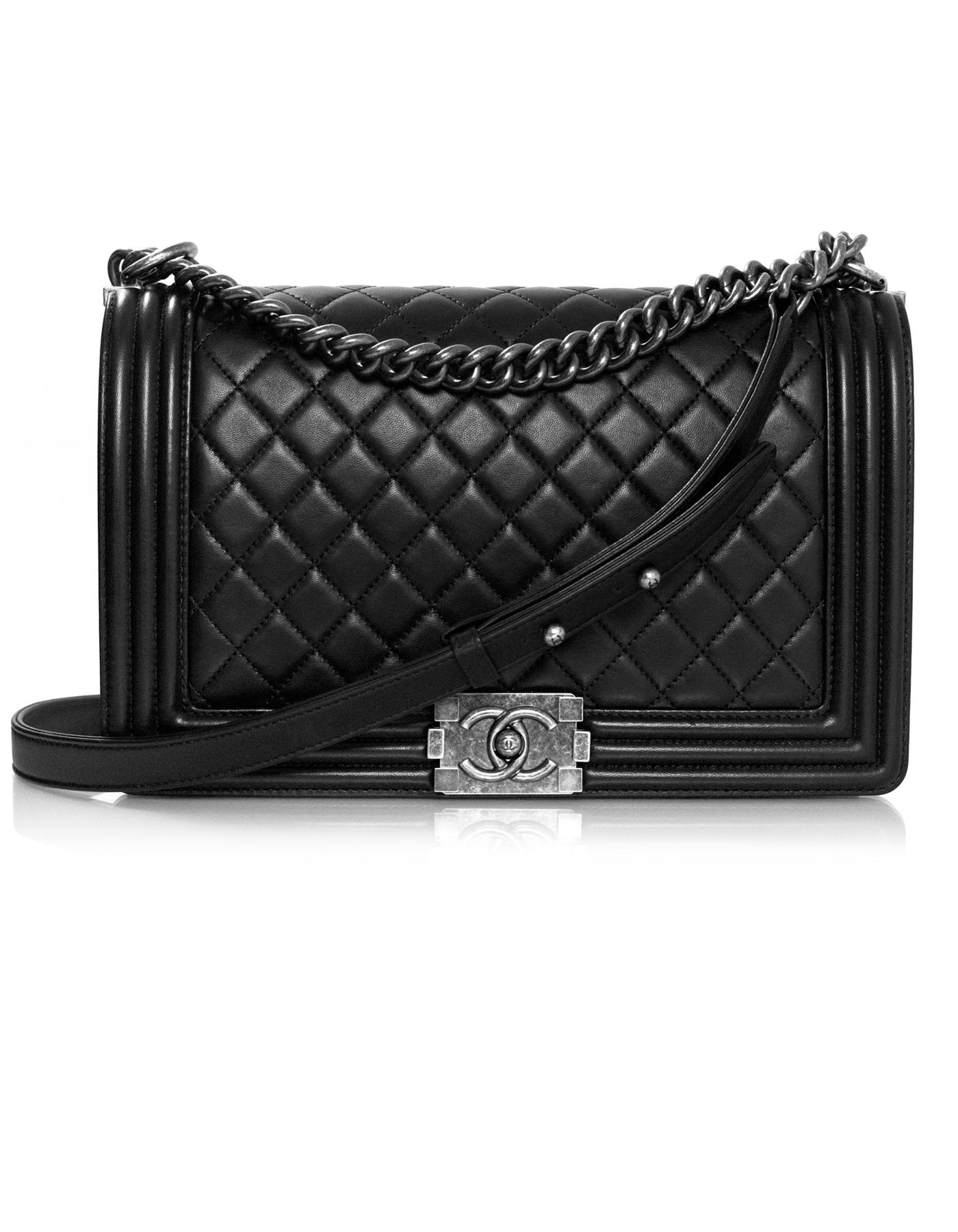 Black Chanel Bags Up To 70 Off At Tradesy