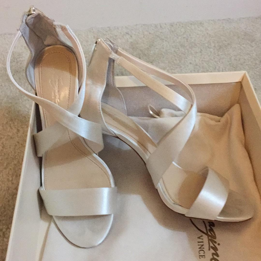 Imagine Vince Camuto Im-pascal Wedding Shoes - Tradesy