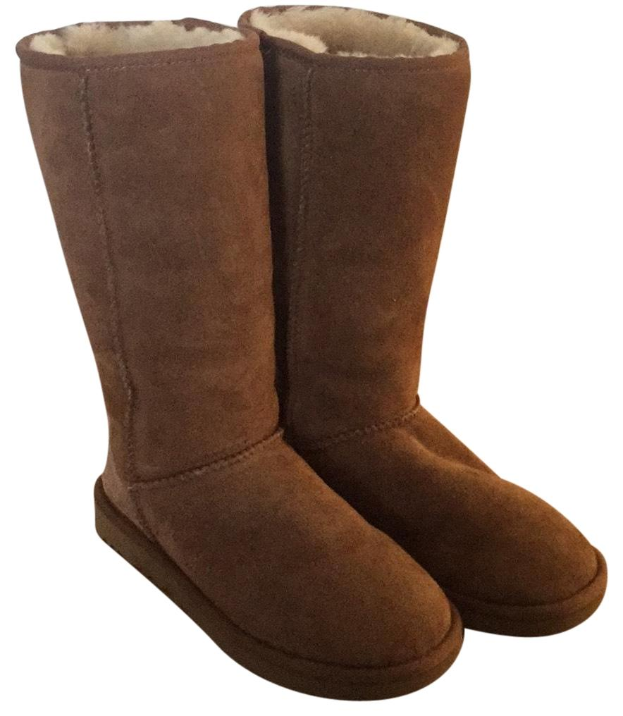 cf78b14a9e7 Chestnut Ugg Boots Size 6 - Ivoiregion