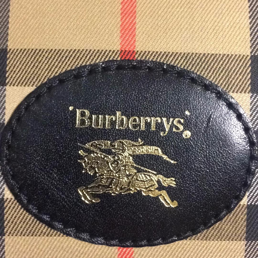 Burberry Blue Label Logos Plaid Mini Boston Nova Check