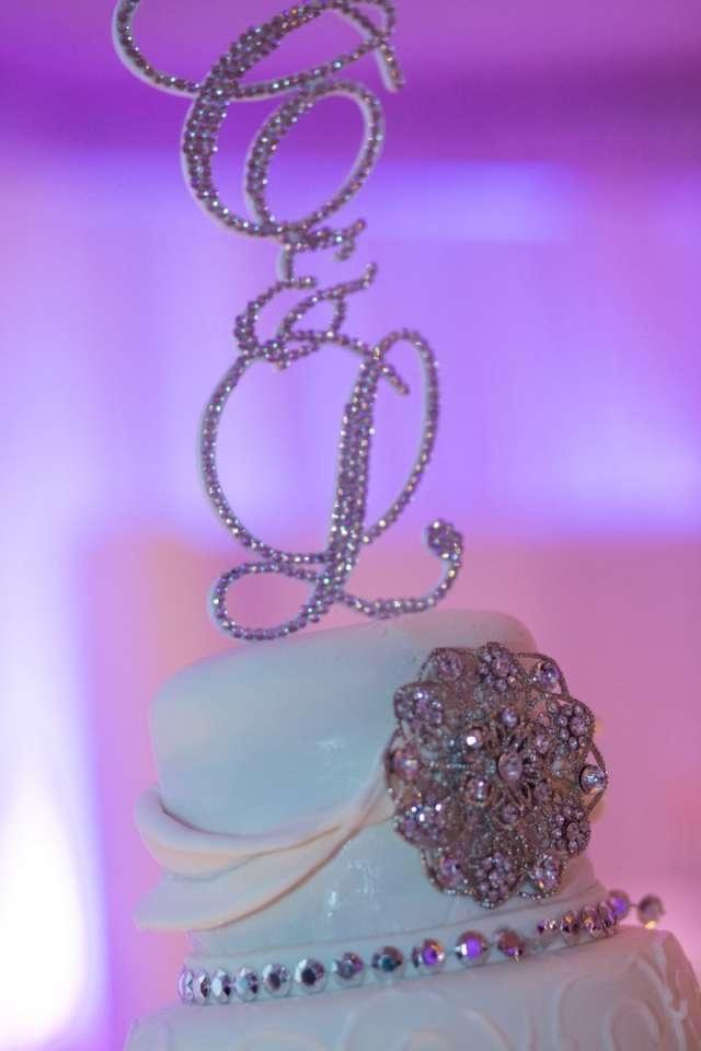 Custom Bling Cake Toppers And Bling Signs Tradesy