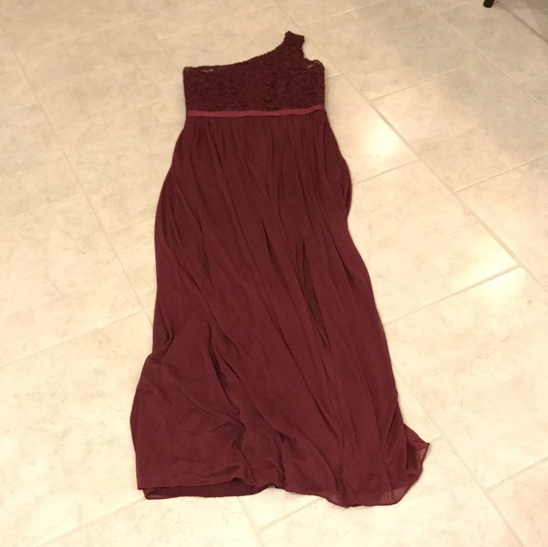 b4dd7b82c8f David s Bridal Bridesmaid Dresses Burgundy · David  Bridal Wine Burgundy  Maroon Davids