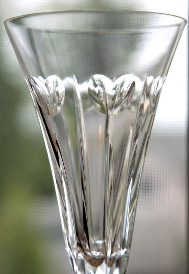 Waterford Crystal Toasting Flutes  Limited Hearts 25 Off