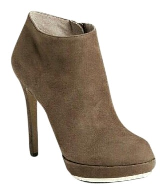 Vince Camuto Light Brown Suede Dira Boots Booties Size 9 Regular - Tradesy