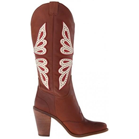 Jessica Simpson Luggage Combo Caralee Western Boots