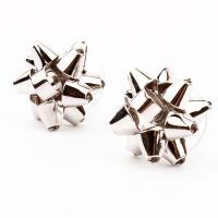 NEW Kate Spade New York Bourgeois Bow in Silver Rhodium ...
