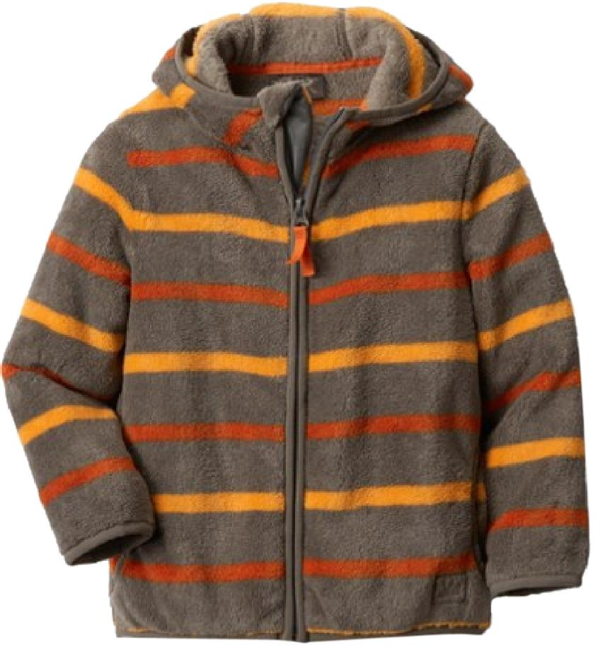 Rei Multicolor Fleece Hooded Toddler 18 Months Spring Jacket Size Os - Tradesy