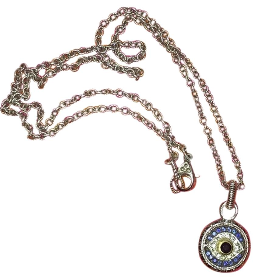 f71afd0cc 20+ Judith Ripka Evil Eye Necklace Pictures and Ideas on STEM ...