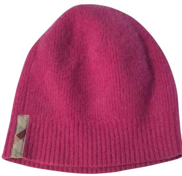 c995199a Burberry Rasberry Pink Hats 69 Accessories