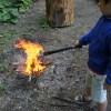子供と焚火を楽しむ「6つ」のこと!