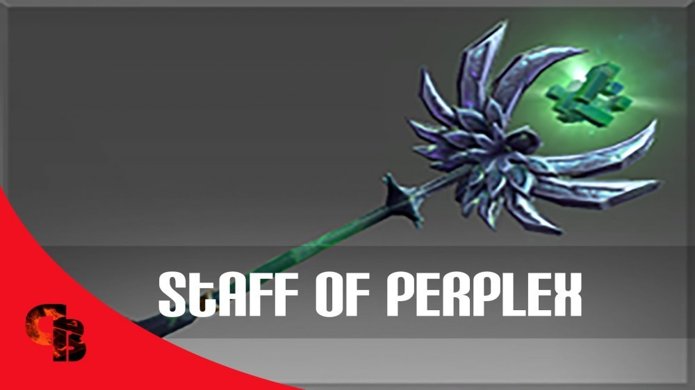 Jual Staff Of Perplex Immortal Rubick Game Dota 2 Itemku
