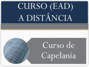 Curso de Especialização em Capelania