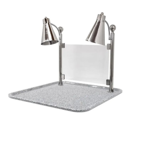 """Buffet Enhancements 010hfd-gg24sqsg 24"""" Carving Station"""