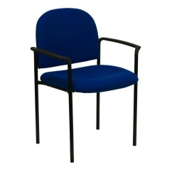 Stackable Chairs With Arms At Costco Flash Furniture Bt 516 1 Nvy Gg Navy Fabric Comfortable