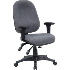Grey Fabric Swivel Office Chair Slip Covered Chairs Dining Room Flash Furniture Bt 662 Gy Gg Mid Back Multi Functional