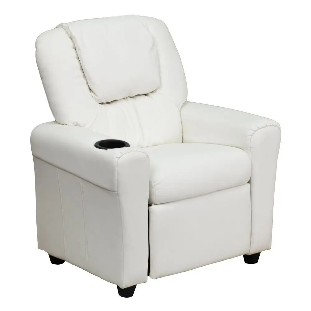 kid recliner chair old dental flash furniture dg ult white gg contemporary