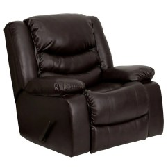 Rocking Recliner Chairs Lazy Boy Lift Chair Parts Flash Furniture Men Dsc01078 Brn Gg Plush Brown Leather
