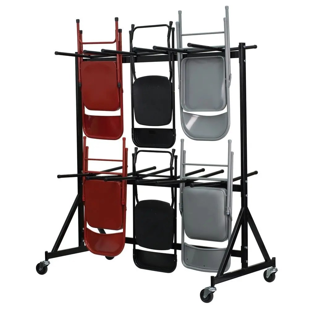 folding chair cart t4 spa pedicure parts flash furniture ng fc dolly gg hanging truck