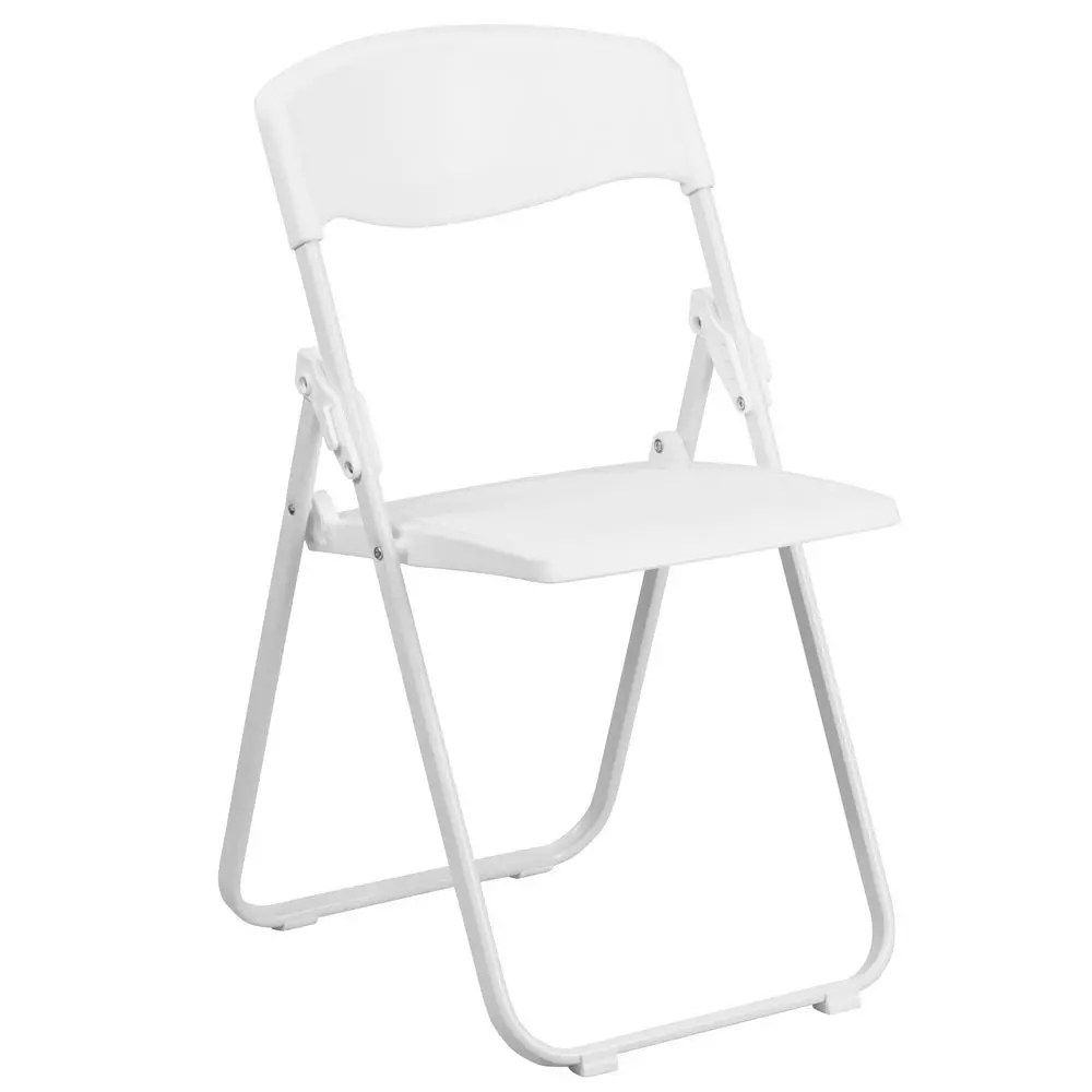 white folding chair swivel recliner chairs with footstool flash furniture rut i gg hercules series 880 lb