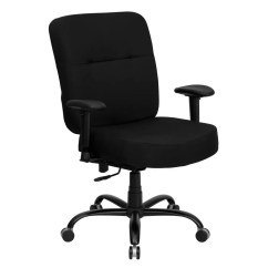 Office Chairs Big And Tall Walmart Bistro Table Flash Furniture Wl 735syg Bk A Gg Hercules Series 400 Lb