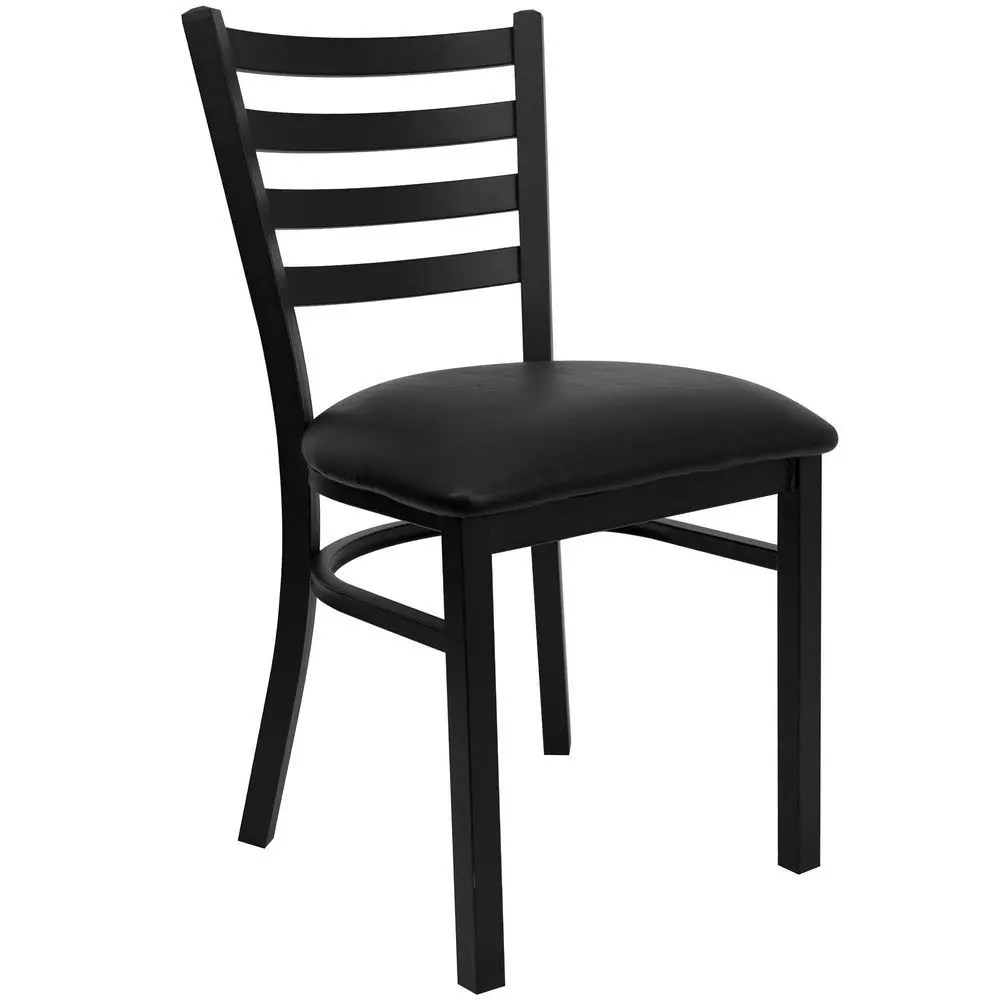 Metal Chairs Flash Furniture Xu Dg694blad Blkv Gg Hercules Series Black