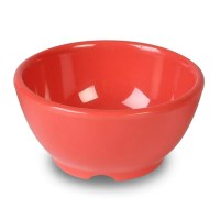 Thunder Group CR5804RD Red Soup Bowl 10 oz. - 1 doz