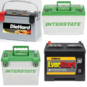 car batteries rated by consumer reports