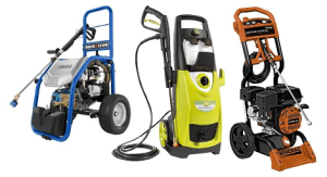 Pressure washers on amazon
