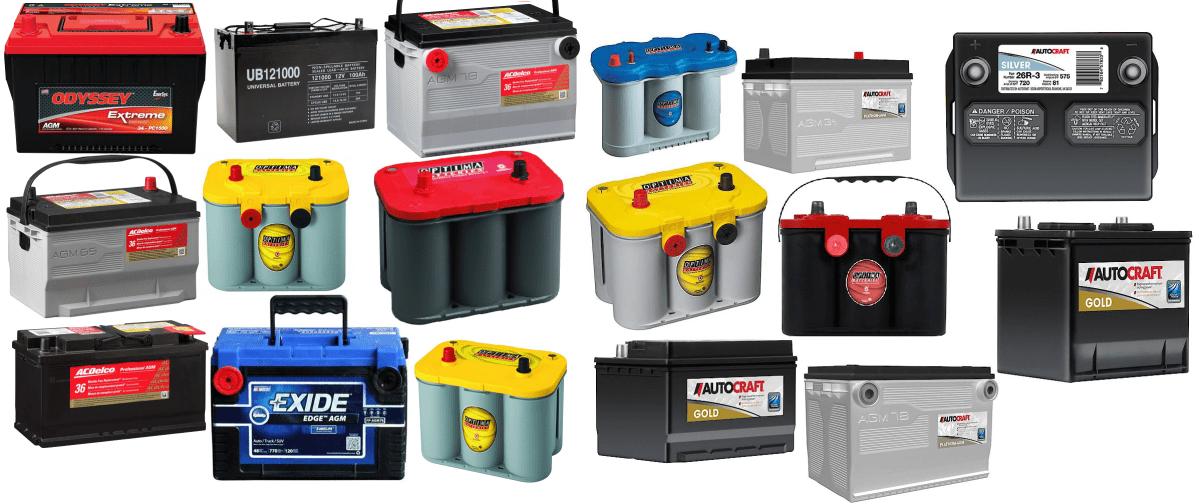 Best Rated Car Batteries Buying Guide – Item Ratings