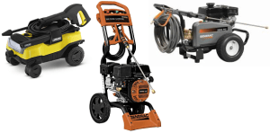 pressure washers at lowes