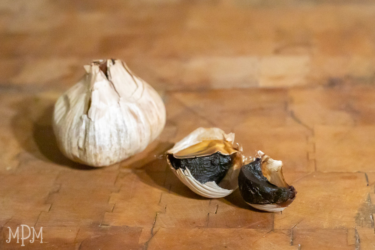 Black Gold Garlic