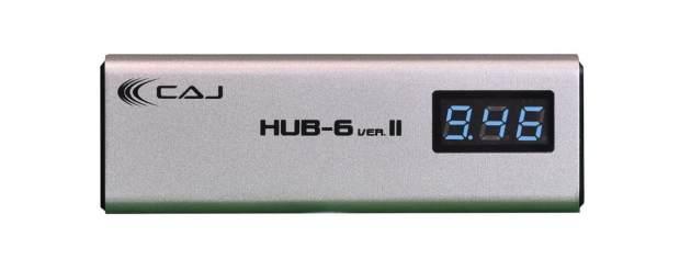 Custom Audio Japan(CAJ) HUB-6 ver.II