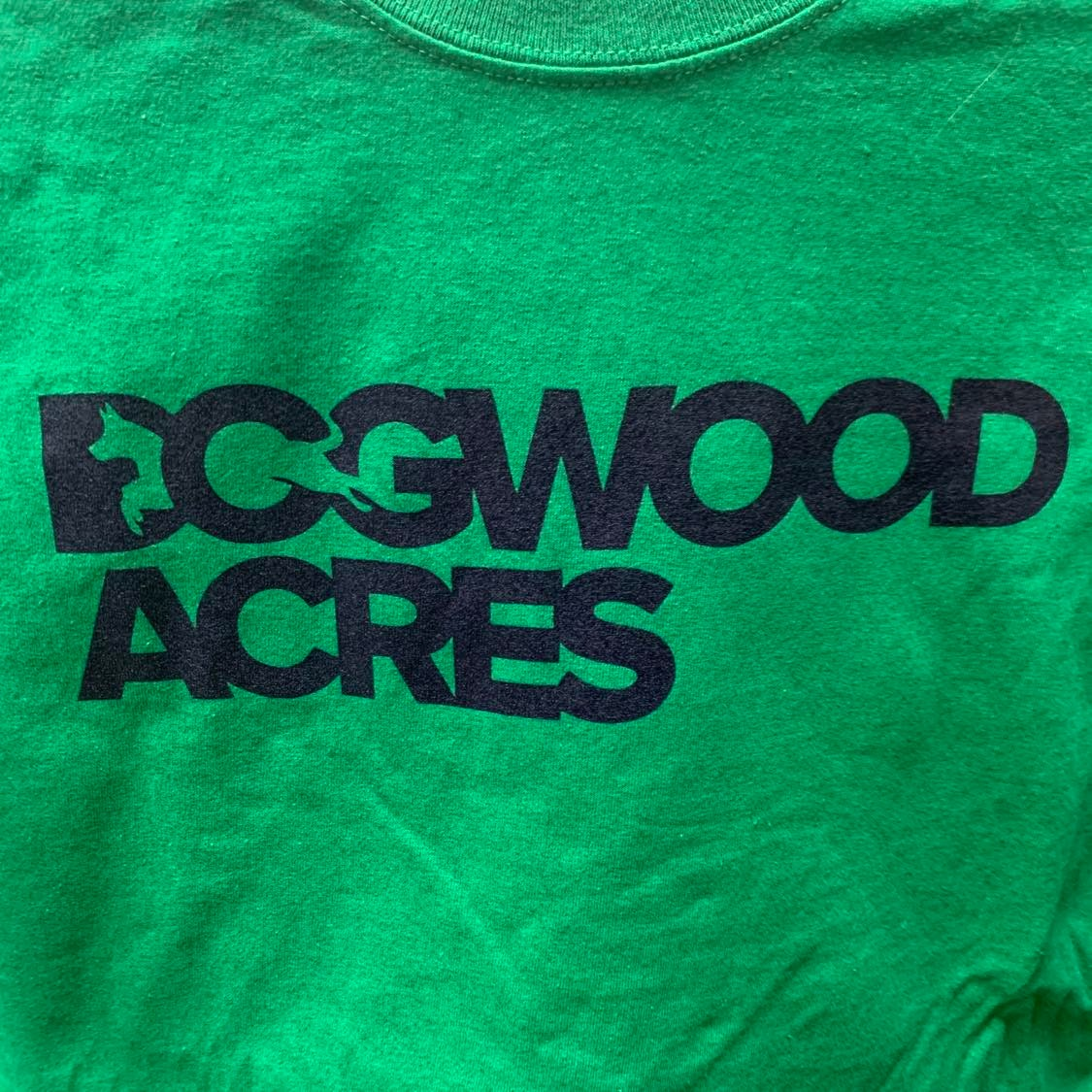 Dogwood Acres T-Shirt - Heathered Green