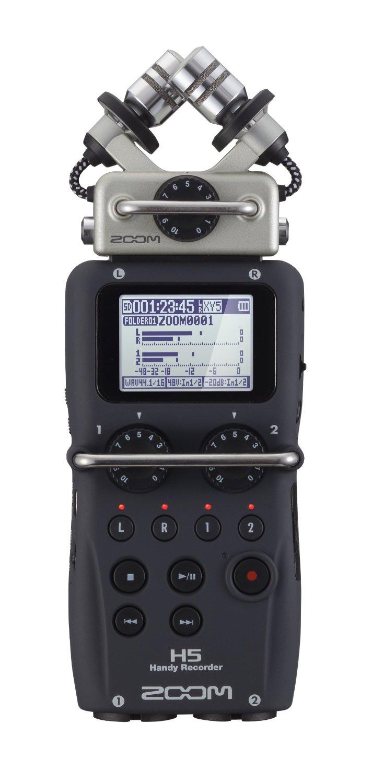 Handy Zoom H1 Recorder