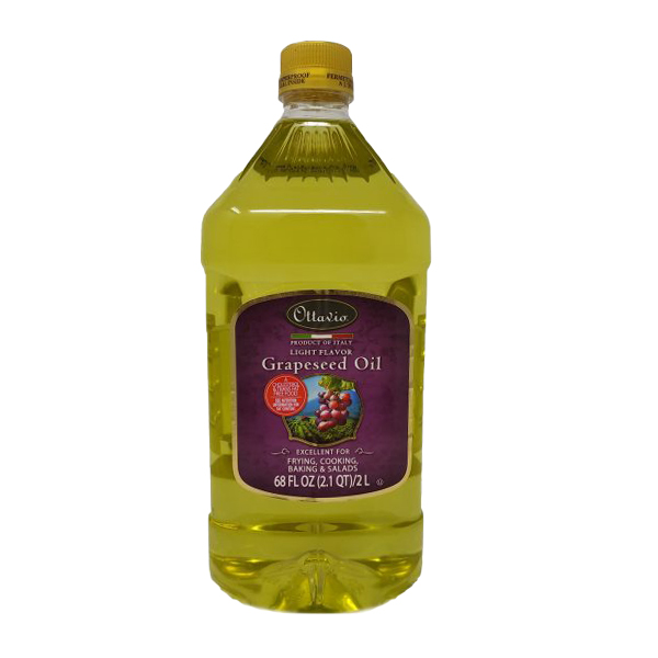 Aceite De Semilla De Uva, Ottavio. 2 L (68 fl oz).