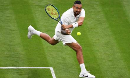 See You Wednesday… Kyrgios, Humbert Locked In Fifth Set