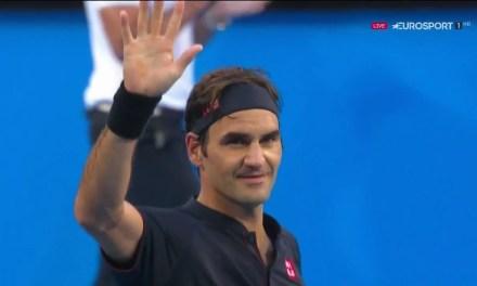 Hopman Cup 2019 Final HD –  R.Federer vs A.Zverev Highlights