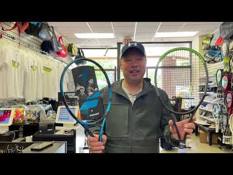 DO YOU HAVE DIFFERENT TENNIS RACKETS?  WHAT IS YOUR RACKET ROTATION?