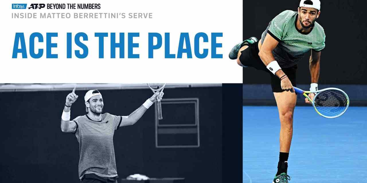 Ace Is The Place For Matteo Berrettini