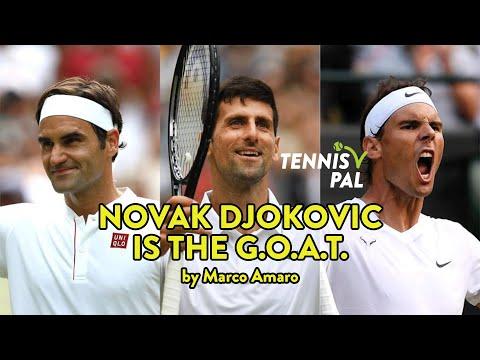 Case Closed: Novak Djokovic is the GOAT