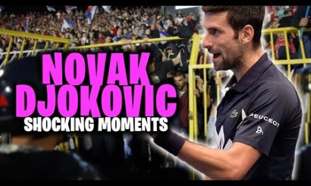 Novak Djokovic Most SHOCKING Moments No One Knew About!