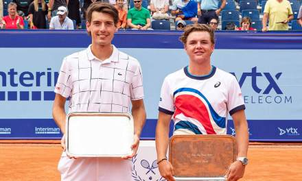 Huesler/Stricker Victorious On Home Soil In Gstaad
