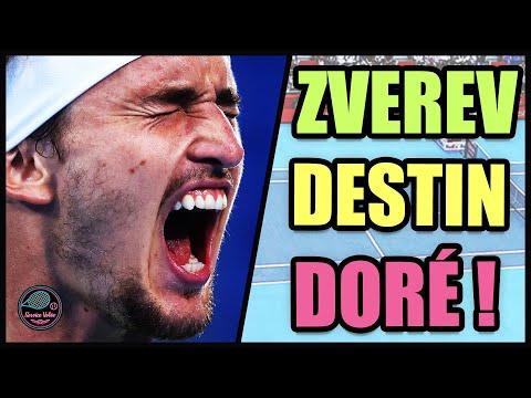 Zverev BRILLANT repart avec l'or, un complot anti-Djokovic ? | Tokyo 🥇