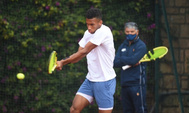 Auger-Aliassime, Norrie and Korda Reach Citi Open Third Round